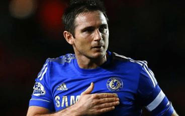 Lampard Chelsea 2013