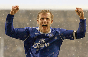 Timely farewell to Everton servant Neville