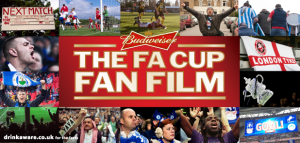 FA Cup TV fan film advert to hit screens on final day