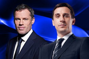 Video: Carragher and Neville's excellent analysis of Liverpool v Chelsea