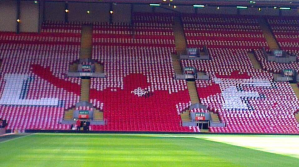 Check out Liverpool's mosaic for Bill Shankly