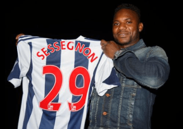 Sessegnon West Brom