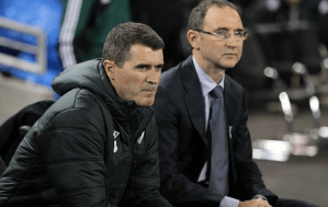 The world versus Roy Keane, Champions League groups of death and Dundalk v Cork