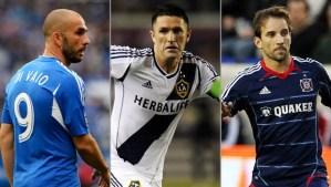 MLS Best XI 2013