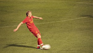 Lucas: No longer the player he was