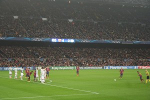 Barcelona to build new stadium?