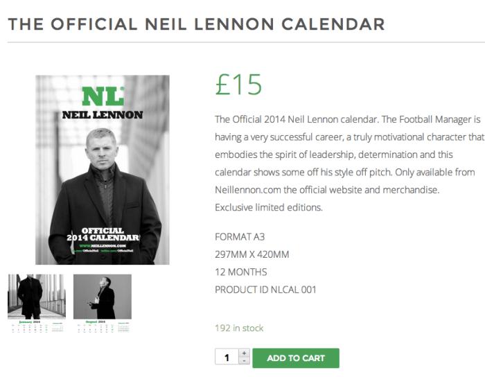 neil-lennon-calendar