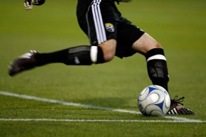 The peculiar art of the goal kick