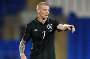 Andy Keogh ready for a new challenge Down Under