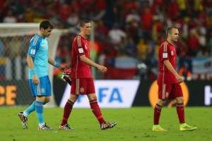 The end of an era for Spain?