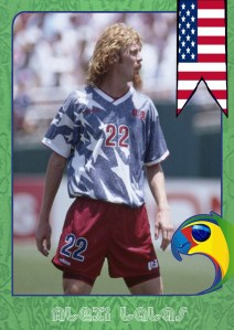 World Cup Legends: USA and Alexi Lalas
