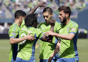 Sounders continue to excel on both domestic fronts
