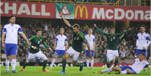 Optimism slowly returning to Northern Ireland ahead of Romania clash