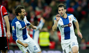 Resurgent Espanyol are on track for a treble of their own