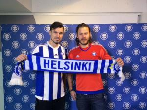 Havenaar heads to Helsinki with HJK
