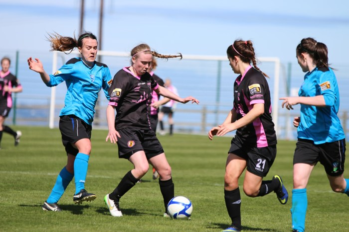UCD Waves v Wexford Youths 4