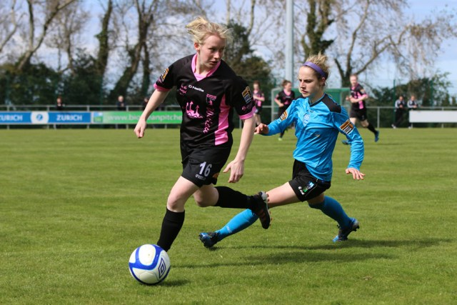 UCD Waves v Wexford Youths 3