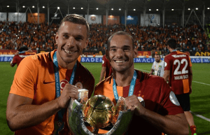 Report: MLS club targets German striker Lukas Podolski
