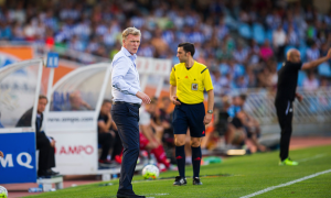 A lack of goals threatens to end David Moyes' tenure at Sociedad