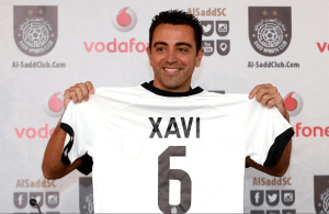 Xavi Hernandez and life in Qatar
