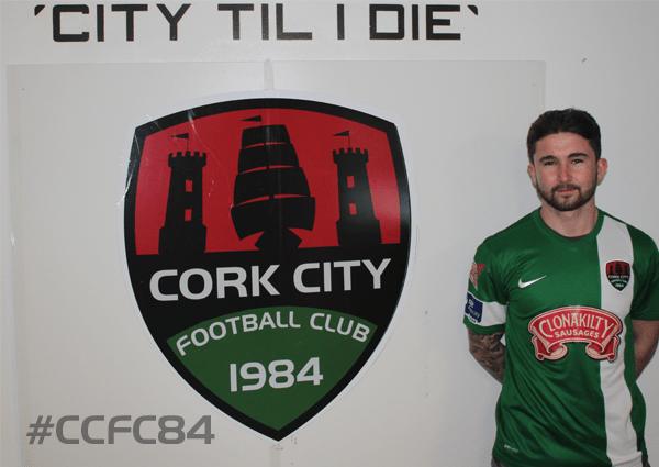Sean Maguire Cork City