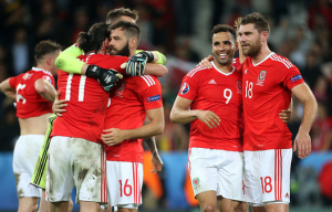 Video: The goals from Wales' win over Belgium at EURO 2016