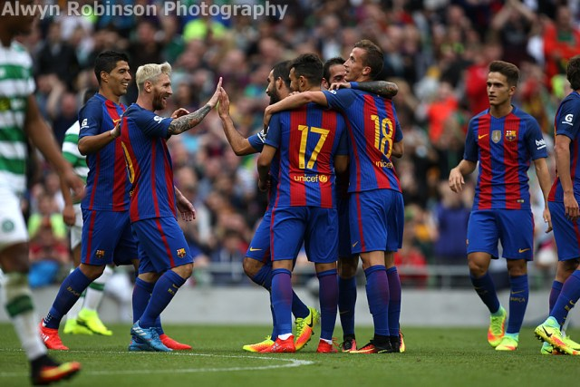 Barcelona Celtic 3