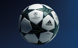 Pic: The 2016/17 Champions League and Europa League match balls