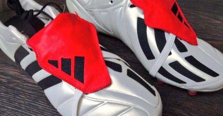 Pics  Adidas set to re-release Predator Mania boot in 2017 15e3b9151