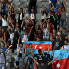 Qarabağ - The team without a home defying the odds
