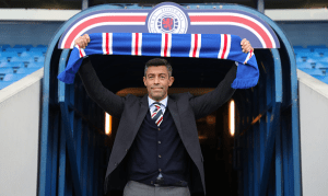 Who is the new Rangers boss Pedro Caixinha?