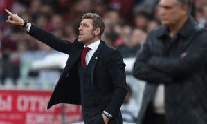 Massimo Carrera leads Spartak Moscow to the title summit