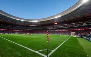 Happy housewarming for Atleti in new Wanda Metropolitano stadium