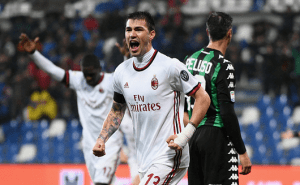 Alessio Romagnoli's rapid ascendancy continues with Milan
