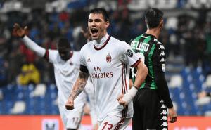 Alessio Romagnoli's rapid ascendancy continues with Milan