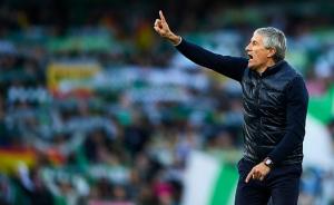 Setien and Sarabia - The men behind Betis' crazy season