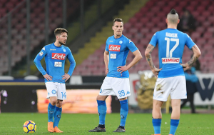 Praise of little consolation if Napoli fall short of silverware