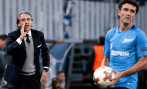 Misplaced faith in Mancini at the root of Zenit St Petersburg's disappointments