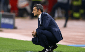 Has Barcelona's Valverde become a victim of his own initial success?