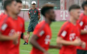 Niko Kovač tries to predict the style bounce with Bayern Munich