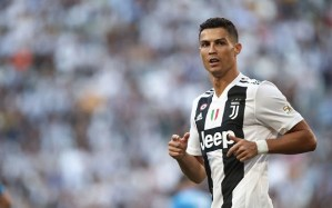 Ronaldo answers questions as Napoli are swept aside