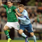 Gallery: Republic of Ireland and Northern Ireland draw in Dublin