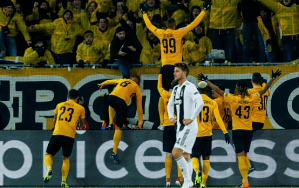 The burn in Bern a timely wakeup call for Juventus
