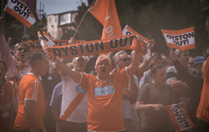 Greed, mismanagement and the demise of Blackpool Football Club