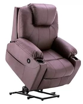 Living Room recliner for lower back pain