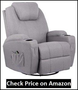 Esright Best Massage Recliner Chair 2020