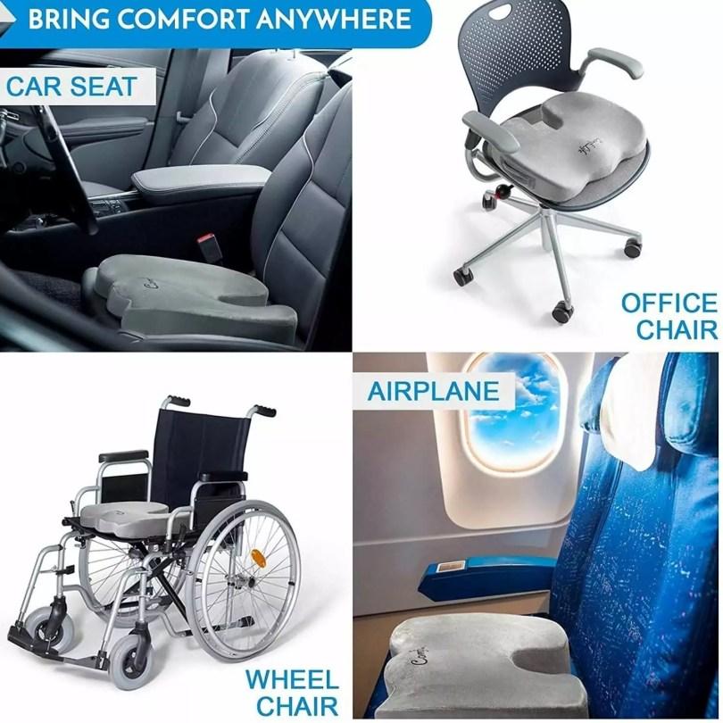 """Alt-""""Multi-Seat Comfilife Seat Cushion"""""""