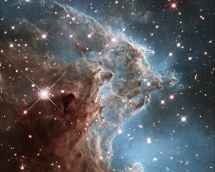 Monkey Head Nebula: NGC 2174