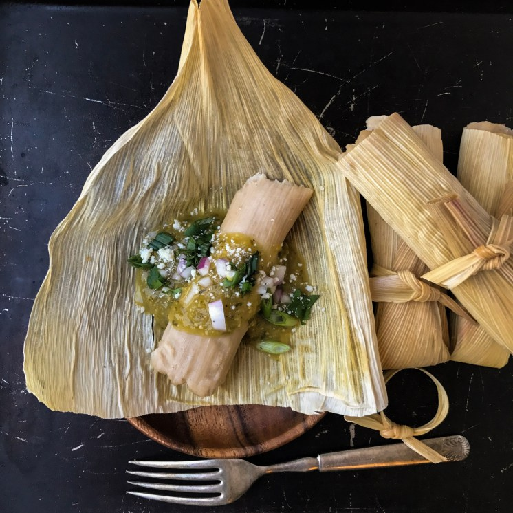 grain free tamales!