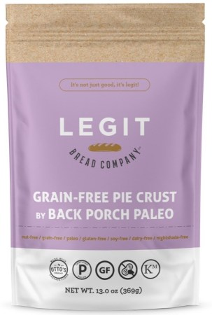 paleo pie crust mix